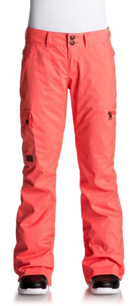 DC Shoes USA - Recruit Snowpant - fiery coral